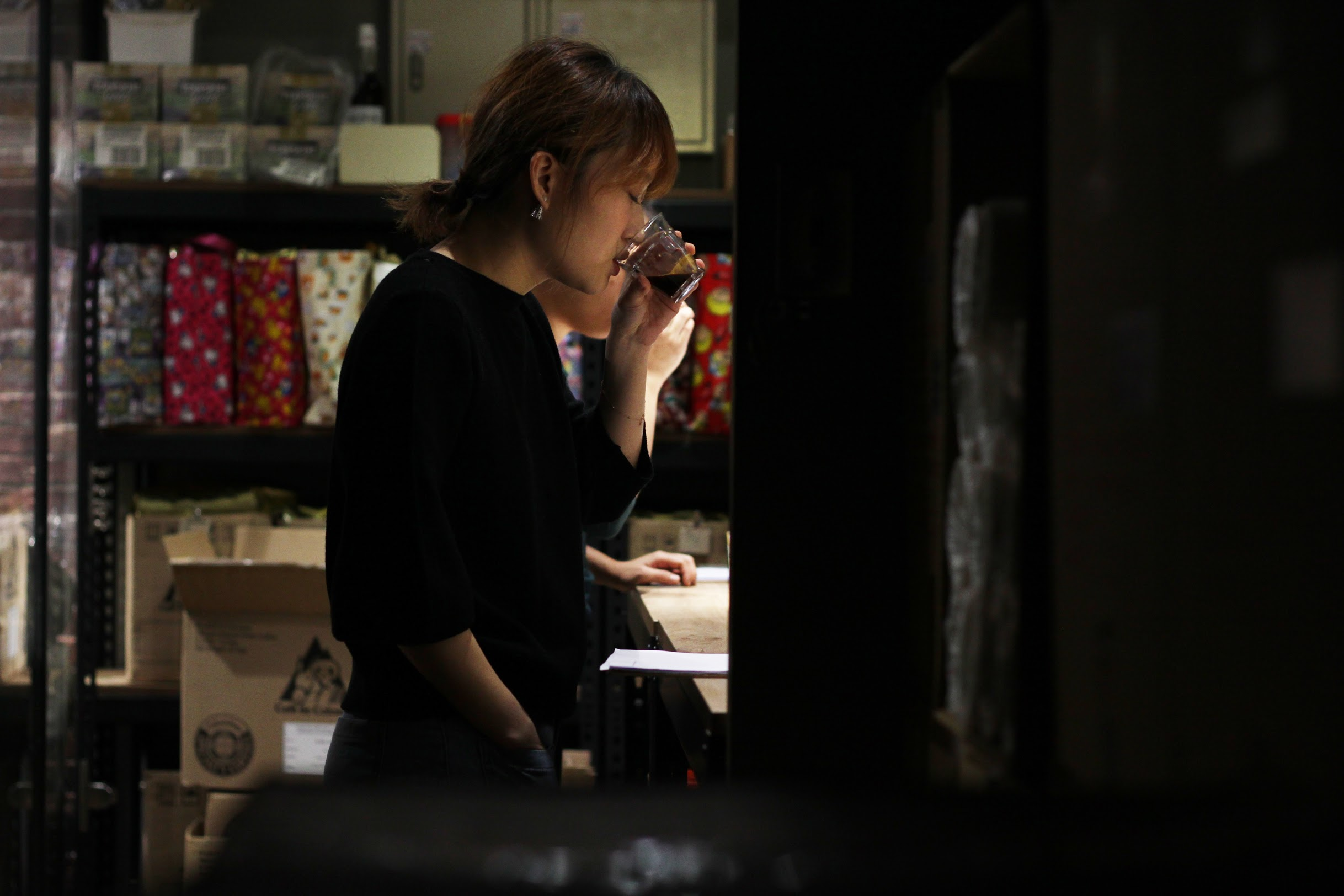 九日咖啡_老闆照片